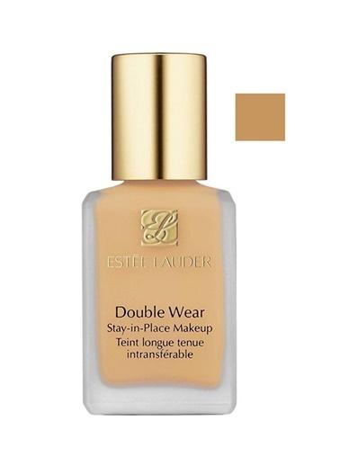 Estée Lauder Estã©E Lauder Double Wear Stayinplace Makeup 4N2 Spiced Sand 30 Ml 15 Saat Kalıcı Sand Fondöten Renksiz